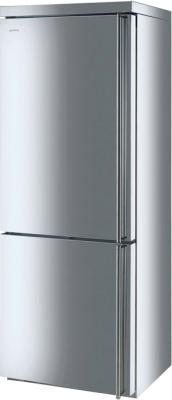 Холодильник с морозильником Smeg FA390XS3 - Общий вид