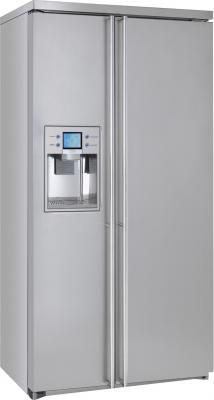 Холодильник с морозильником Smeg FA55PCIL1 - Общий вид