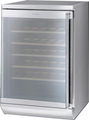 Винный шкаф Smeg SCV36XS1 - Общий вид
