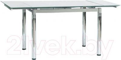 Обеденный стол Signal GD018 (серый)
