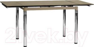Обеденный стол Signal GD018 (темно-бежевый)