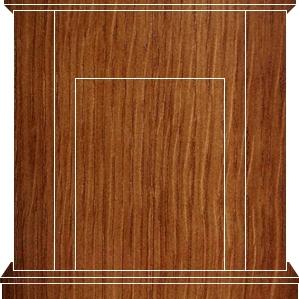 Портал для камина Смолком Lumsden STD (дуб антик)