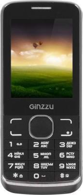 Мобильный телефон Ginzzu M101 Dual (черный)