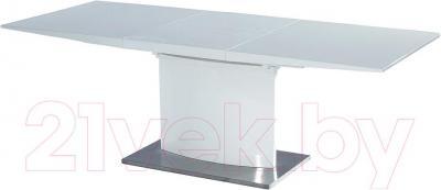 Обеденный стол Signal Loreto (белый)