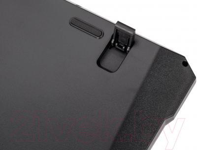 Клавиатура Tesoro Durandal Ultimate TS-G1NL (переключатели Cherry MX Red) - регулировка высоты