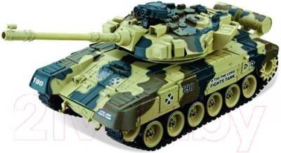 Радиоуправляемая игрушка Ginzzu Танк Russian T90 (YH4101-8)
