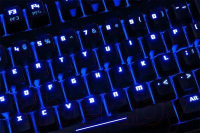 Клавиатура Tesoro TS-G7SFL (переключатель Kailh Black) - вид сбоку