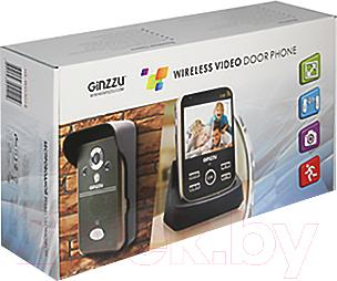 Видеодомофон Ginzzu HS-WD301B