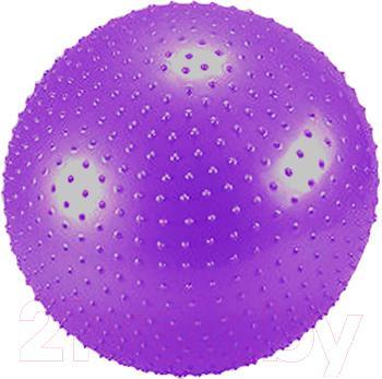 Фитбол массажный Cosmic GB02 (фиолетовый)