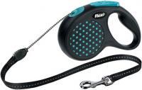 Поводок-рулетка Flexi Design 12182 (M, синий) -