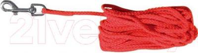 Поводок Trixie Tracking Leads 19753 (красный) - общий вид