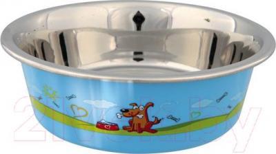 Миска для животных Trixie 25265 (400мл) - общий вид