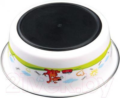 Миска для животных Trixie 25265 (400мл) - вид сзади