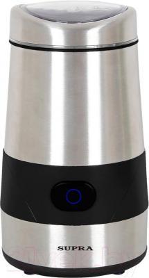 Кофемолка Supra CGS-530 (черный)