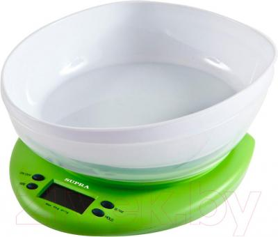 Кухонные весы Supra BSS-4021