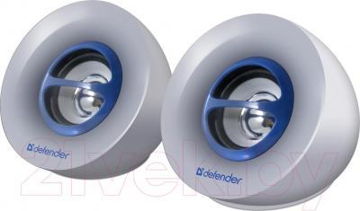 Мультимедиа акустика Defender SPK-430 / 65430 (белый) - общий вид