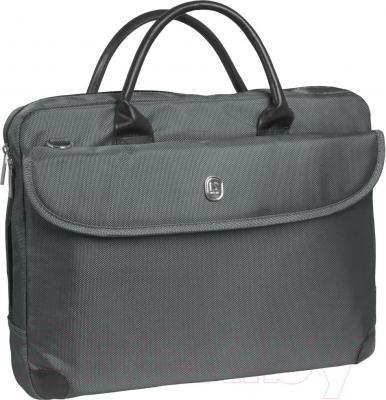 Сумка для ноутбука Defender Business Lady 06006 (серый) - общий вид