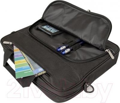 Сумка для ноутбука Defender Comfy 26045 (черный) - в открытом виде