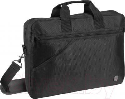 Сумка для ноутбука Defender Megapolis 6015 (черный) - общий вид
