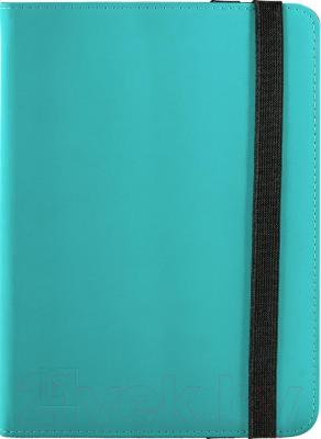 Чехол для планшета Defender Booky 26055 (бирюзовый) - общий вид
