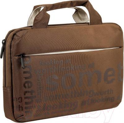 Сумка для ноутбука Defender Mokka 26056 (коричневый) - общий вид