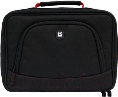Сумка для ноутбука Defender Mystery 6019 (черный) - общий вид