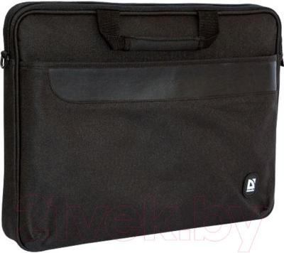 Сумка для ноутбука Defender Pragmatic 6020 (черный) - общий вид