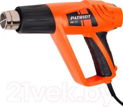 Строительный фен PATRIOT HG 200 - общий вид