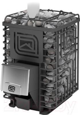 Печь-каменка Теплодар Сибирский Утес 20 ЛПУ - общий вид