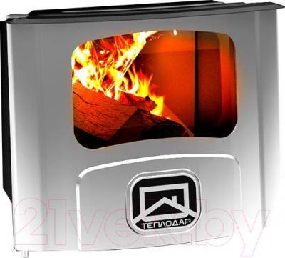 Дверца для печи Теплодар 2014 (с огнеупорным стеклом)