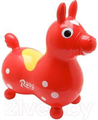 Игрушка-прыгун Gymnic Rody 80.02 (красный)