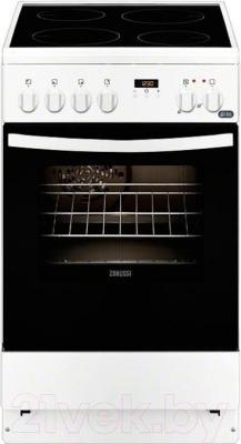 Кухонная плита Zanussi ZCV9553H1W