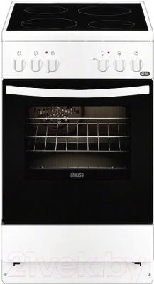 Кухонная плита Zanussi ZCV9550G1W