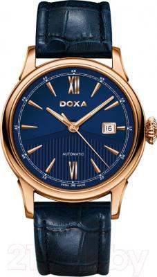 Часы мужские наручные Doxa 624.90.202.03