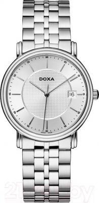 Часы мужские наручные Doxa New Royal Gent 221.10.021.10