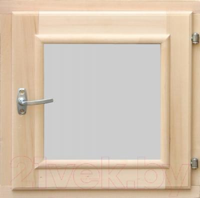 Рама Doorwood 30x40 (стеклопакет, липа)