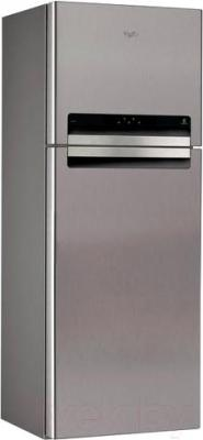 Холодильник с морозильником Whirlpool WTV 4595 NFC TS