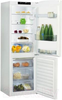 Холодильник с морозильником Whirlpool WBE 3321 A+NFW