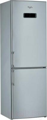 Холодильник с морозильником Whirlpool WBE 3375 NFCTS