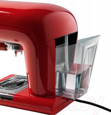 Кофеварка эспрессо Ariete Retro 1388 (красный)