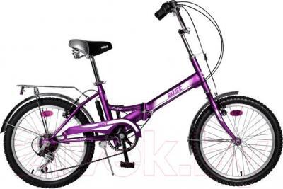 Велосипед Aist 20-206 (фиолетовый)