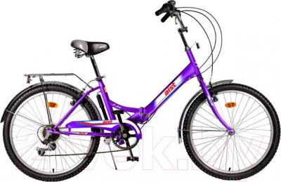 Велосипед Aist 24-206 (фиолетовый)