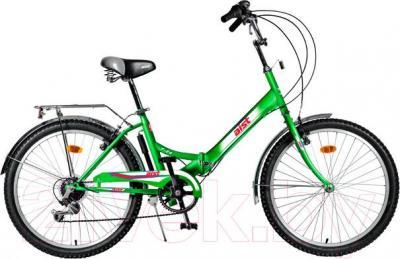 Велосипед Aist 24-206 (зеленый)
