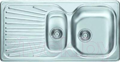 Мойка кухонная Franke MON 651 (101.0010.109)