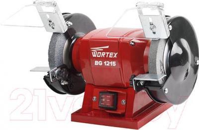 Точильный станок Wortex BG 1215 (BG12150005) - общий вид