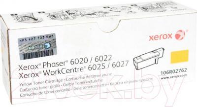 Тонер-картридж Xerox 106R02762