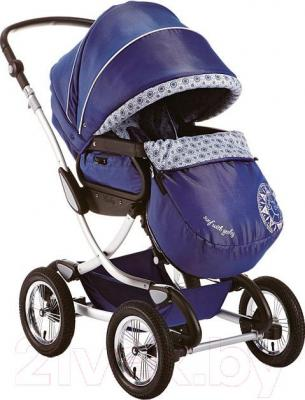 Детская универсальная коляска Geoby C706 2 в 1 (WQHC)