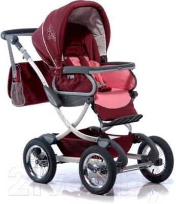 Детская универсальная коляска Geoby C706 (CHR) - общий вид
