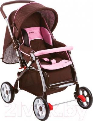 Детская прогулочная коляска Geoby C519-XT (RCAP)