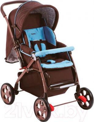 Детская прогулочная коляска Geoby C519-XT (RCAB)